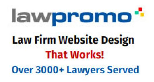 Law Promo - Law Firm Website Design